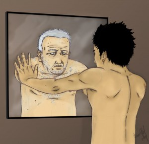 Man_in_mirror, Man in the Mirror