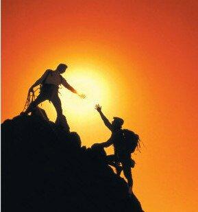 climbing, Servant Leader