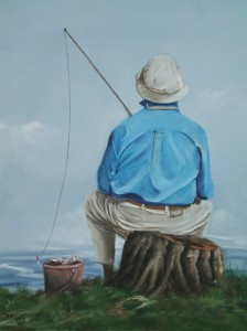 fisherman, fishing, fishers of men