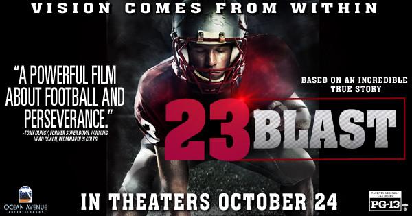 23 Blast Movie