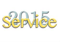 one word, service