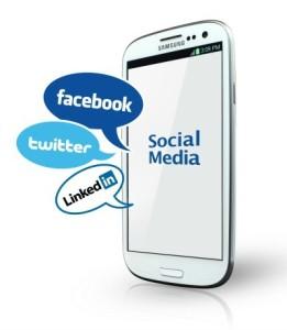linkedin, twitter, facebook