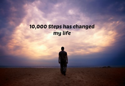 10,000 Steps has changed my life