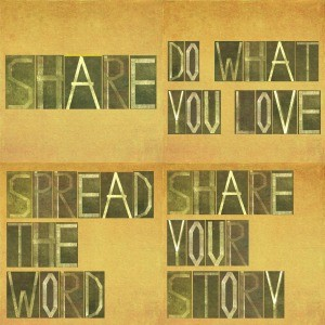 share your story, inspire others