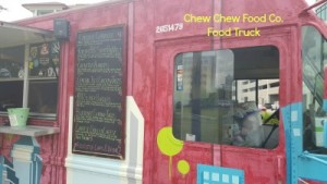 Chew Chew Food Co. Food Truck