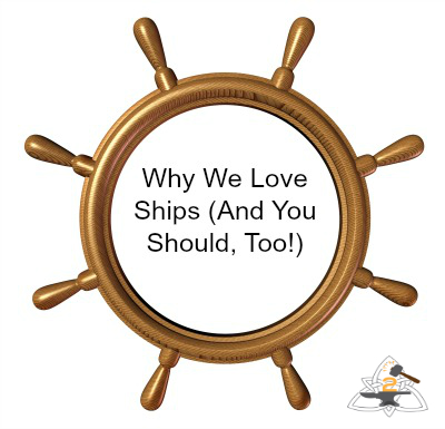 Ship wheel with a blank editable center area boat and ship steering wheel as a nautical control design element and symbol of direction and guidance by a boating captain or director on a yacht or ocean water vessel leading the vessel to safe waters., love ships