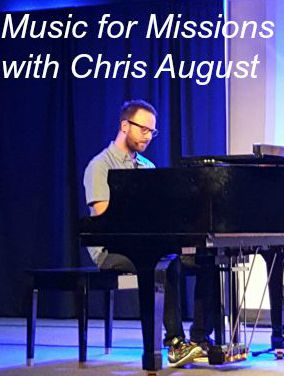 music for missions with Chris August
