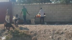 Life in Haiti