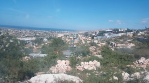 Canaan Haiti landscape