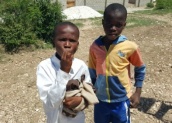 There are No Orphans of God in Haiti