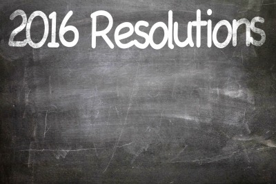 Why I Resolved not to Make a Resolution this Year