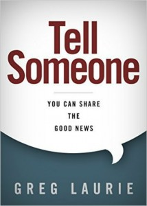 Tell Someone You Can Share the Good News