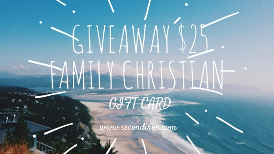 Giveaway $25 Family Christian Gift Card (Review) #flyway