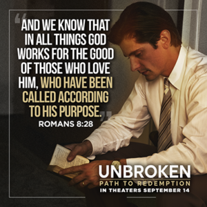 Unbroken Called According to His Purpose